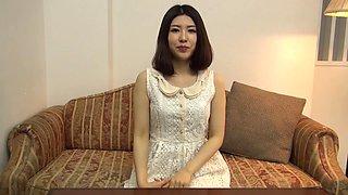 Nana Hasegawa looks so innocent but she can handle two cocks