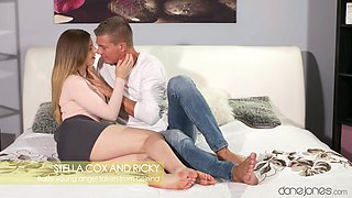Amazing pornstars Ricky, Stella Cox in Crazy Big Ass, Cumshots porn movie
