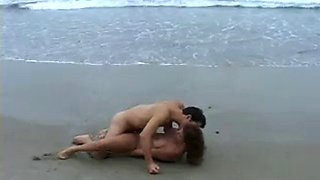 romantic beach fuck