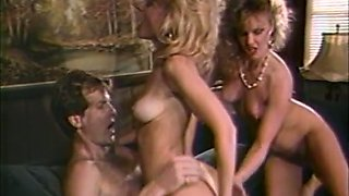 Sensational and sexy white bitches having fantastic threeway