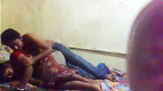 Ugly mature Indian mom is getting her body caressed sensually in amateur video