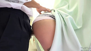 Hot Asian sex at the hospital