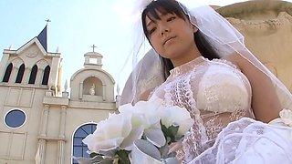 Ai Shinozaki - Sexy Bride