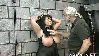 horny woman extreme bondage amateur film 1