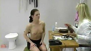 Exotic amateur BDSM, Medical porn movie