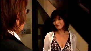 KOP- 31   Yukari Hirose- Boss Wife