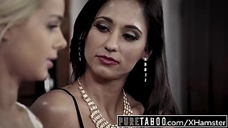 Pure taboo bad girl punished
