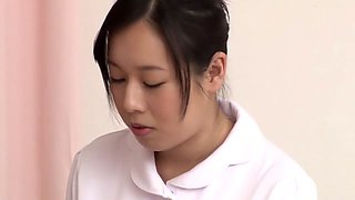 Crazy Japanese slut in Best Nurse JAV scene