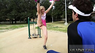 3d daddy and police fuck mom boss's daughter Cheerleaders