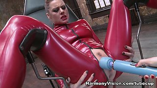 Karina Currie & Karlie Simon in Girls Want To Have Fun Too - HarmonyVision