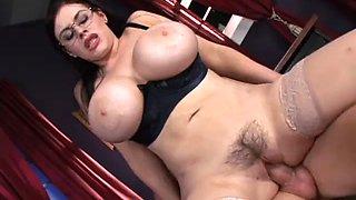 Daphne rosen tittyfuck