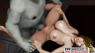 3d sex slave