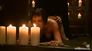 Cherry Torn & Sarah Shevon in Ritual Of Passage - TheUpperFloor