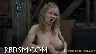 Chick gets her pussy engorged film 2