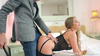 danny d plays sexual games with his made alessandra jane