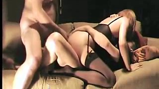 homemade threesome - videos compilations 02