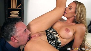 nicole aniston fuck in the office