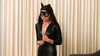 Catburglar force to strip