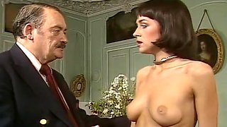 Incredible retro sex scene from the Golden Era