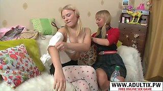 Smoking milf blake &amp irina gives blowjob good her step son