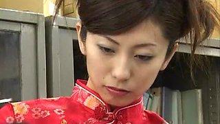 Crazy Japanese model in Incredible Small Tits, Secretary JAV video