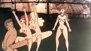 Classic German Porn Cartoons