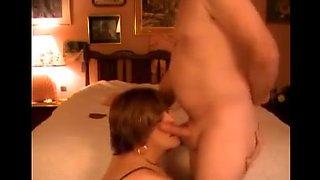 Crossdresser Sucks Married Lover