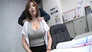 japanese teacher in stocking 17-1