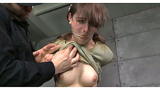 Mature crazy man is gonna give hard sex lesson to his slim naughty chick Willow Hayes