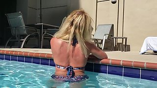 Pool Party Sex Tape