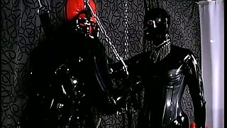 Mistress Puts A Slave In His Place