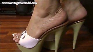 feet will make you cum