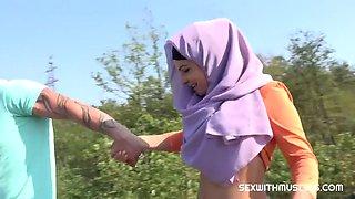 Muslim lady dee ayntritli