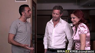 Brazzers - Teens Like It Big - Throbbing the