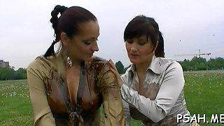 hot sluts pussy worked hard film segment 1