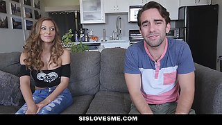 SisLovesMe - 2017 Compilation of Step Sisters getting young pussies Fucked