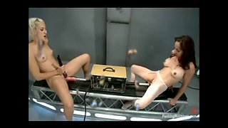 cytherea and dylan ryder fucking machines