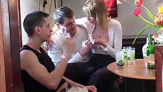 Monica Rita (Russian drunk orgy)