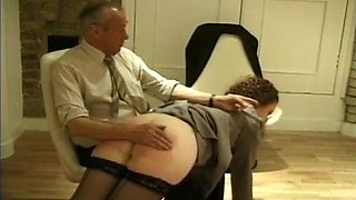 Brutal spanking and canings for girls