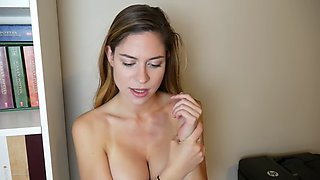 ashley alban- twin sisters bust your balls
